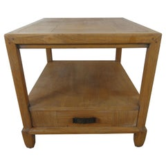 Century Furniture Ming-Style End Table