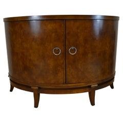 Century Furniture Omni Demilune Two Door Cabinet