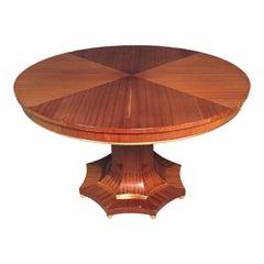 Century Regency Style Center Table