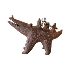Ceramic Animal Sculpture, 1960s