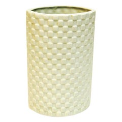 Ceramic Arabia Vintage Vase Harlequin by Kaarina Aho, Finland, 1960s