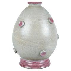 Ceramic Art Deco Vase