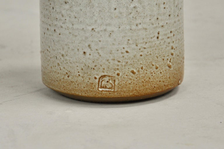 Mid-Century Modern Ceramic Ashtray by Christophe Gevers, 1960s For Sale