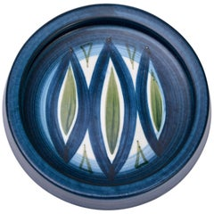 Ceramic Bowl by Günter and Waltraud Praschak for Knabstrup, 1960s