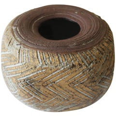 Ceramic Bowl by Pier Voulkos