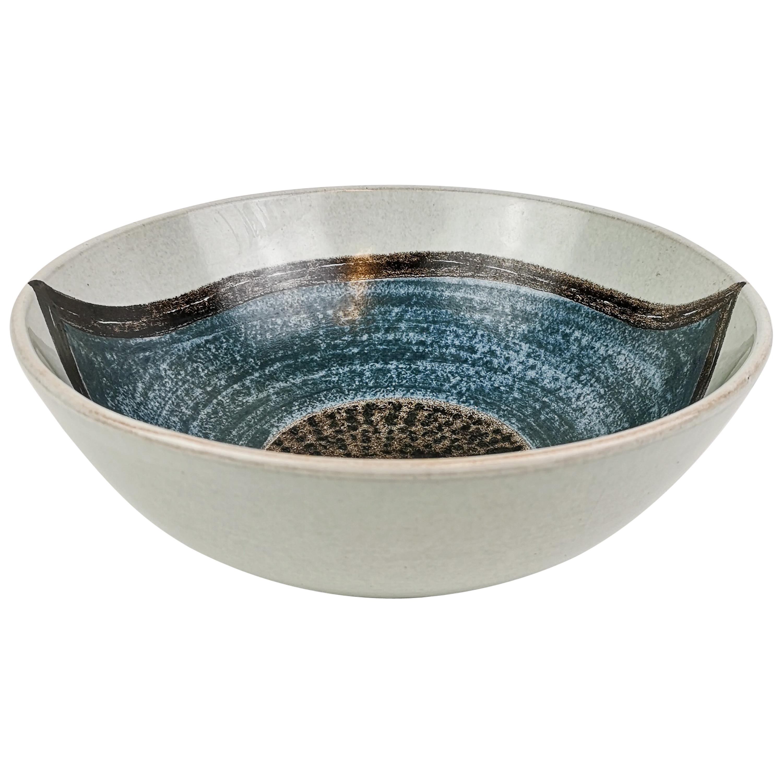 Ceramic Bowl Carl-Harry Stålhane and Aune Laukkanen, Rörstrand Sweden