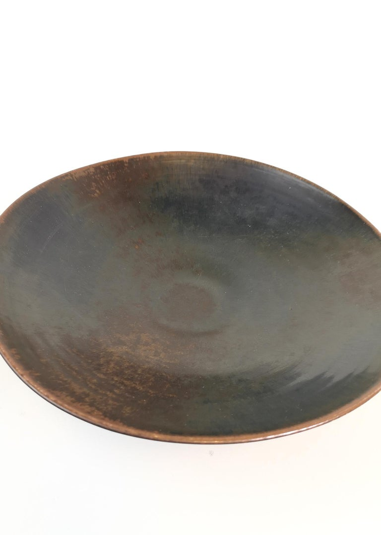 Ceramic Bowl Carl-Harry Stålhane Rörstrand, Sweden, 1950s For Sale 1