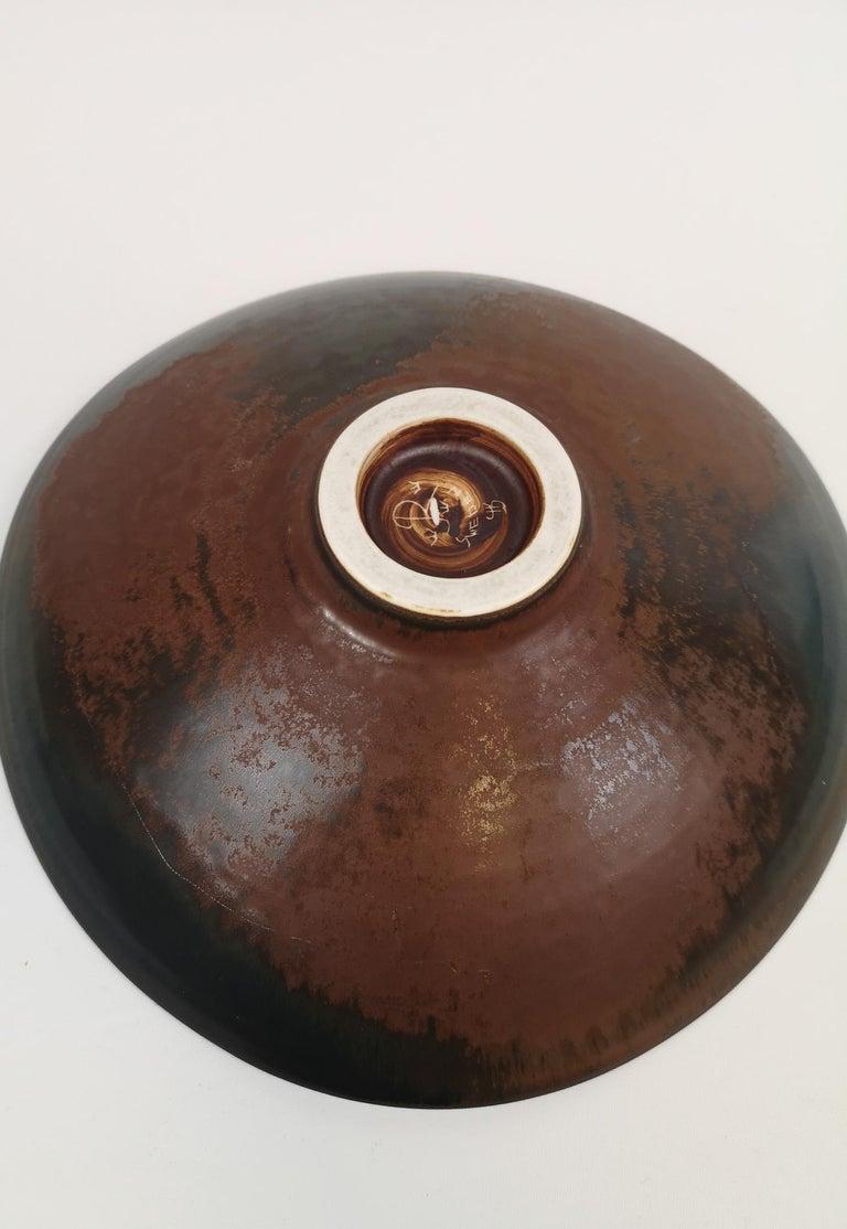 Ceramic Bowl Carl-Harry Stålhane Rörstrand, Sweden, 1950s For Sale 3