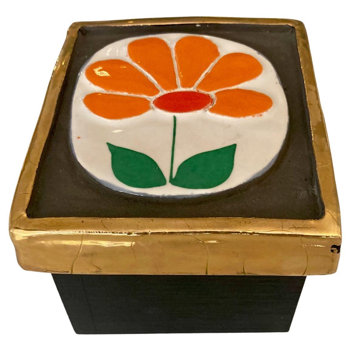 Ceramic Box by Mithé Espelt