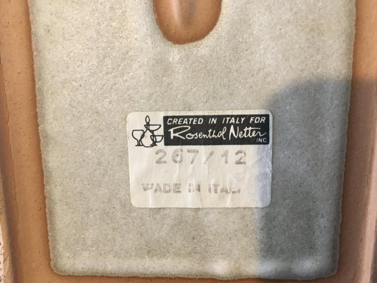 Ceramic Box by Rosenthal Netter For Sale 1