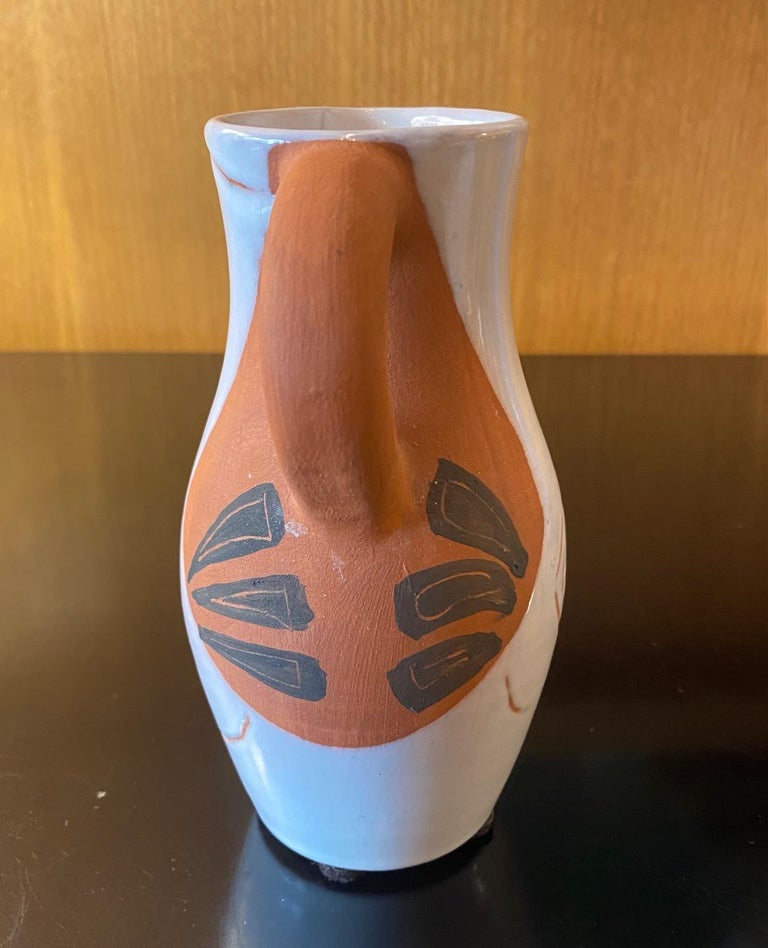 Ceramic by Jacques Innocenti, France, 1950s In Good Condition For Sale In Paris, FR