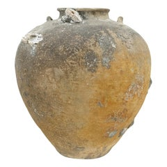 Ceramic Chinese Export Tsung Shipwreck Pot