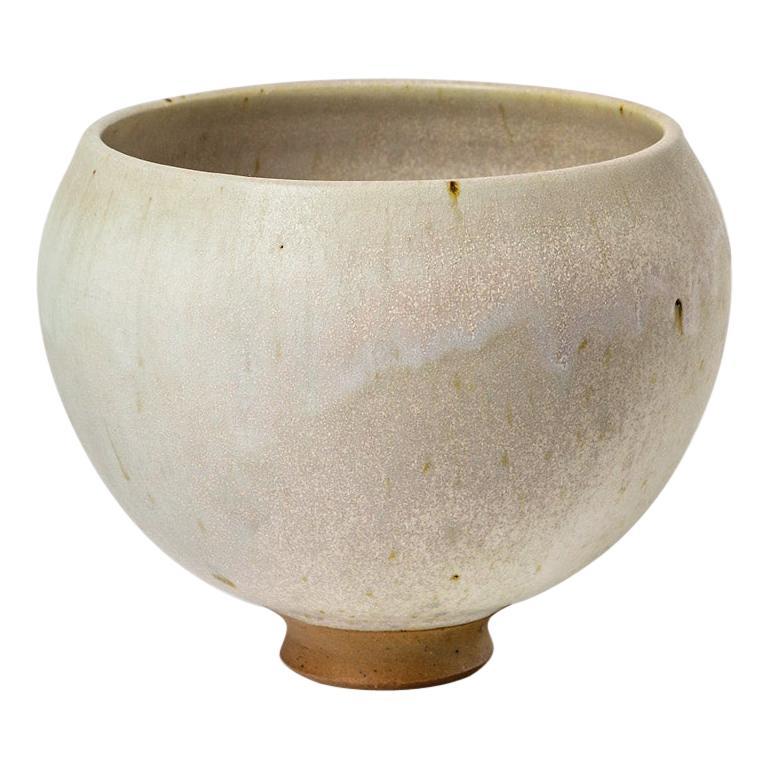 Ceramic Cup by François Eve, circa 1980-1990