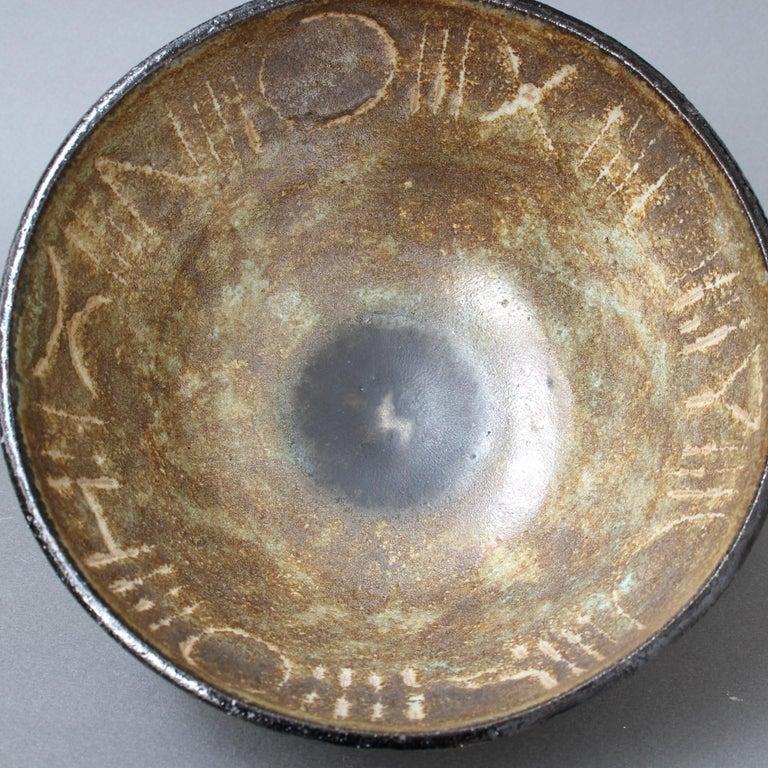 Ceramic Decorative Bowl by Bruno Gambone, circa 1990s For Sale 6
