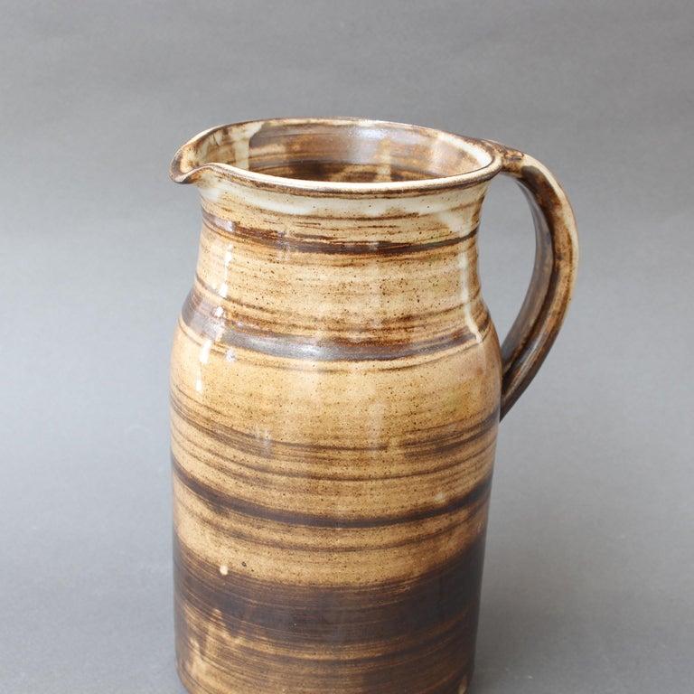 Ceramic Decorative Pitcher by Dominique Pouchain, circa 1980s For Sale 10