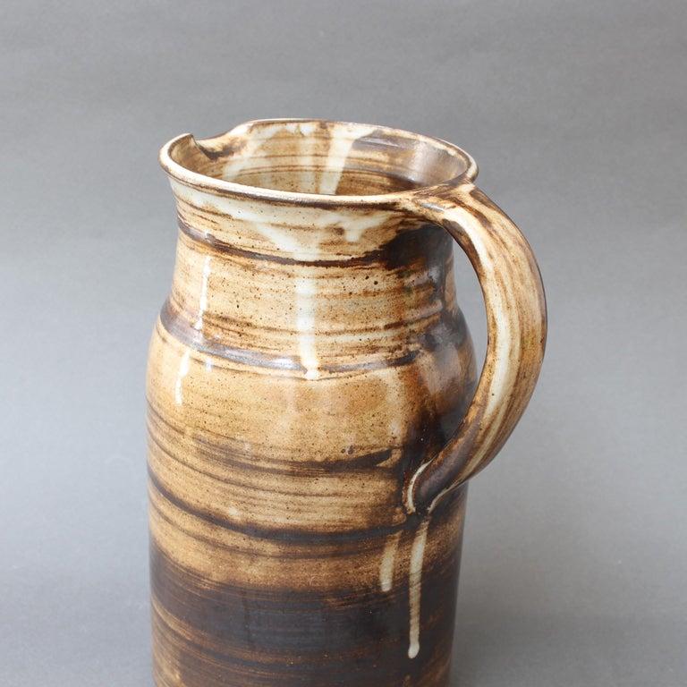 Ceramic Decorative Pitcher by Dominique Pouchain, circa 1980s For Sale 12