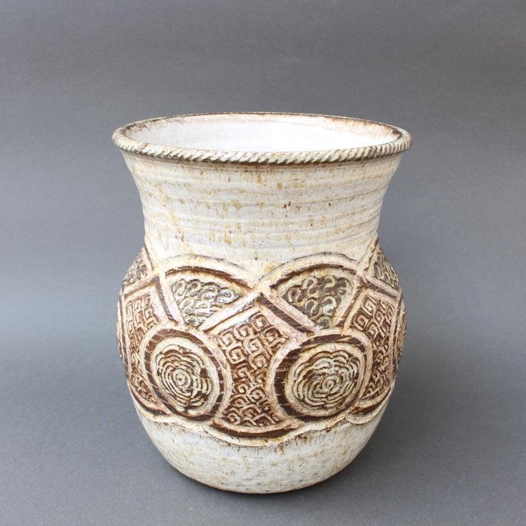 Ceramic Decorative Vase by Marcel Giraud, Vallauris, 'circa 1960s' For Sale 2