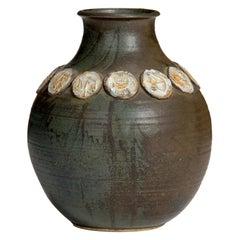 Ceramic Italian Zodiac Vase