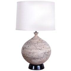 Ceramic Lamp by Edward D. Jay