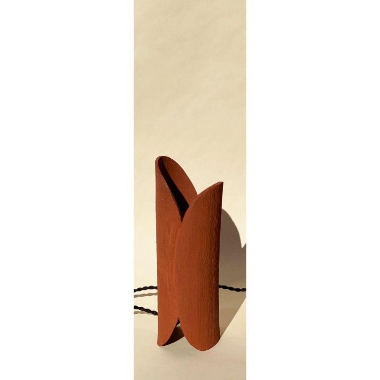 Ceramic Lamp by Olivia Cognet For Sale 1