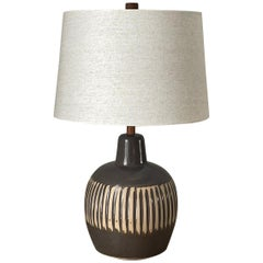Ceramic Martz Lamp by Jane and Gordon Martz