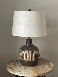 Ceramic Martz Lamp by Jane and Gordon Martz