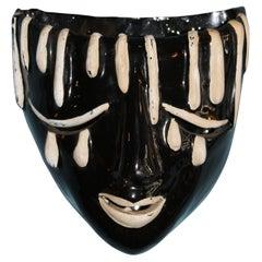 Ceramic Mask by Colette Gueden
