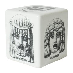 Ceramic Paper Weight by Piero Fornasetti