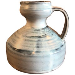 Ceramic Pitcher by Jacques Pouchain, France, 1960s