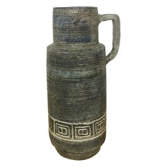 Ceramic Pitcher, circa 1950