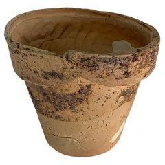 Ceramic Planter and Saucer