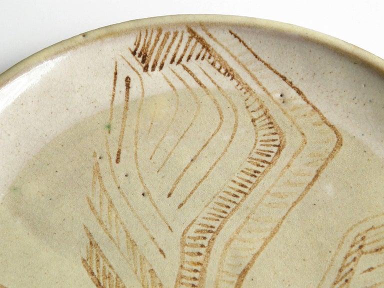 American Ceramic Platter by Lee Rosen for Design Technics For Sale