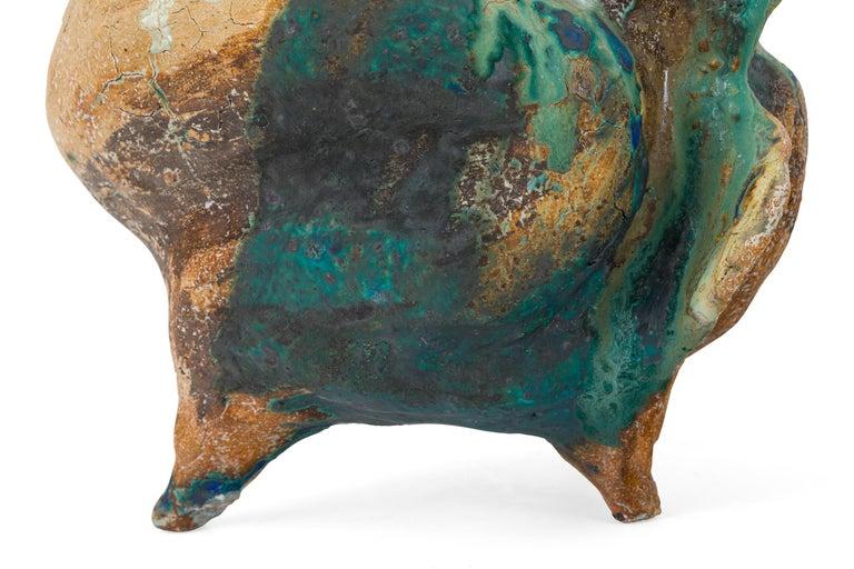 Ceramic Sculptural Vase by Henrik Folsgaard, Denmark, 2020 For Sale 1