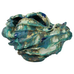 Ceramic Sculptural Vase by Henrik Folsgaard, Denmark, 2020