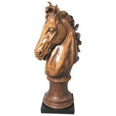 Ceramic Sculpture 1950s Italian Manufacture