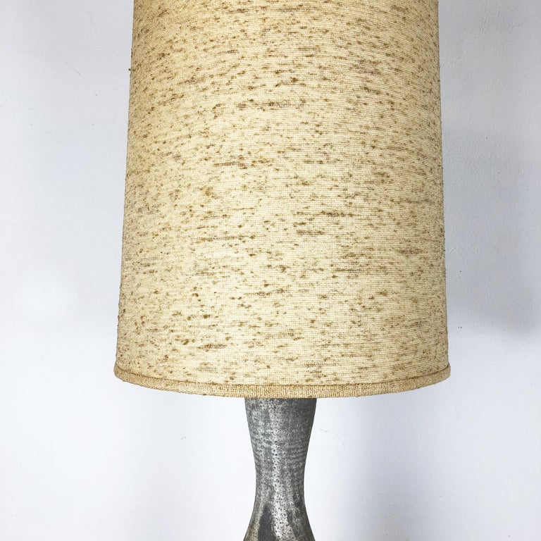 Ceramic Studio Pottery Table Light by Piet Knepper for Mobach, Netherlands 1960s 10