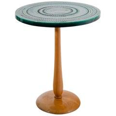 Ceramic Table by Bitossi, Italy, circa 1960s