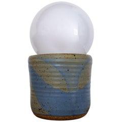 Ceramic Table Lamp, 1960s