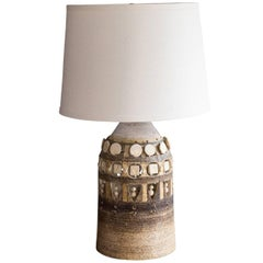 Ceramic Table Lamp by Georges Pelletier