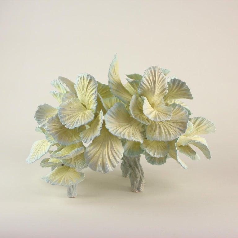 Ceramic Table Lamp, Matt Painted, Made to Order by Designer Teemu Salonen For Sale 3
