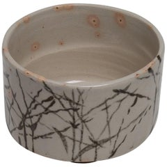 Ceramic Tea Bowl 'Chawan', by Kamisaka Sekka (Japan, 1866-1942)