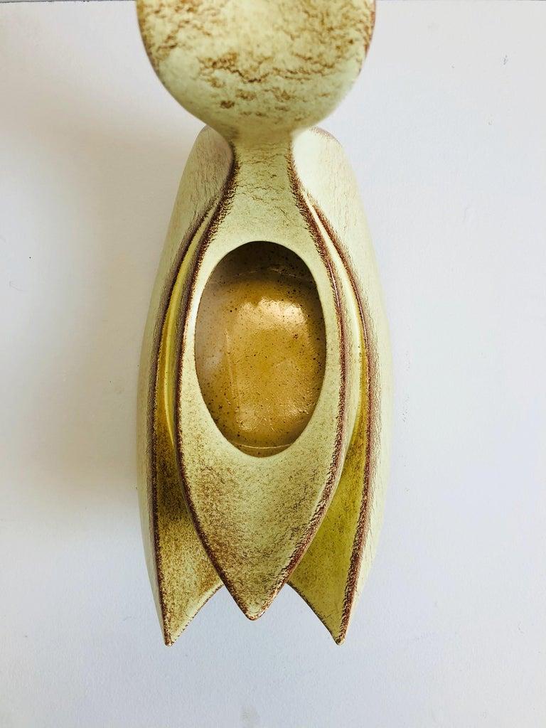 Ceramic Vase by Bertoncello, Italy, 1950s For Sale 3