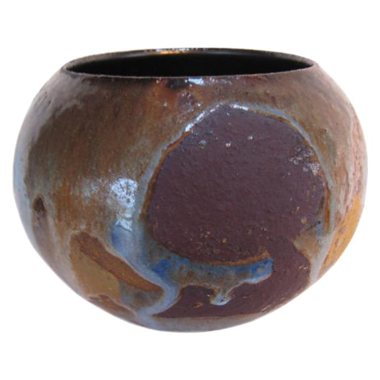 Ceramic Vase by Frans Wildenhain For Sale