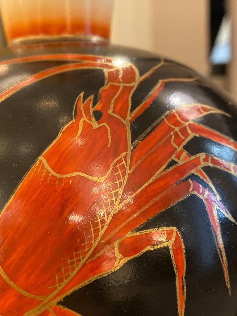 Ceramic Vase by Guido Andlovitz for Lavenia, Italy, 1930s For Sale 2