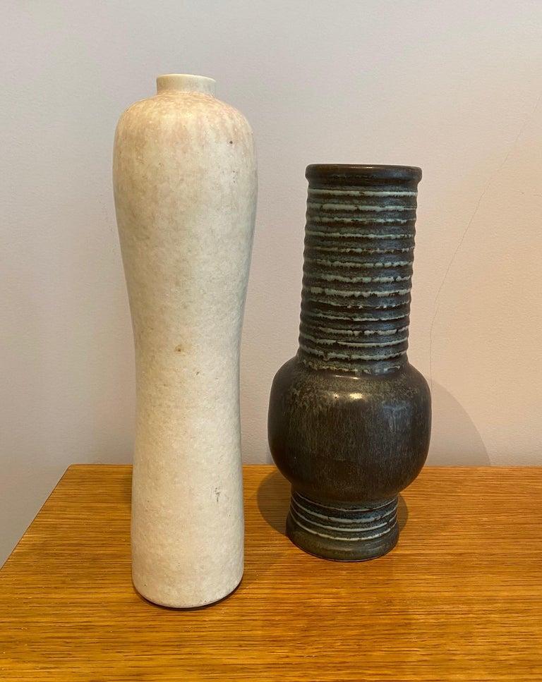 Ceramic Vase by Gunnar Nylund, Rörstrand, Sweden, 1950s For Sale 2