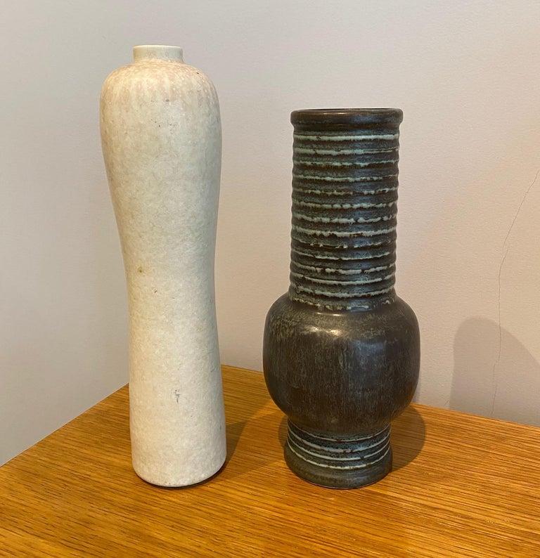 Ceramic Vase by Gunnar Nylund, Rörstrand, Sweden, 1950s For Sale 3