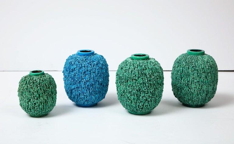 Ceramic vase by Gunnar Nylund, Sweden, circa 1950 For Sale 7