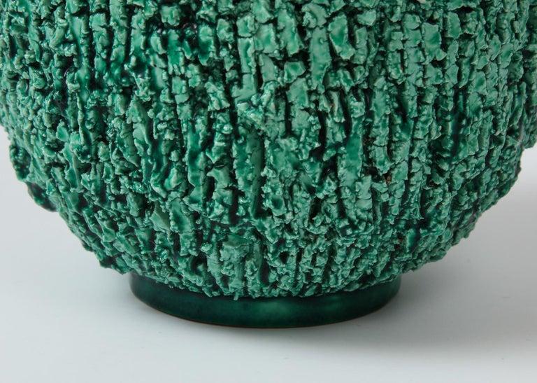 Swedish Ceramic Vase by Gunnar Nylund, Sweden, circa 1950 For Sale