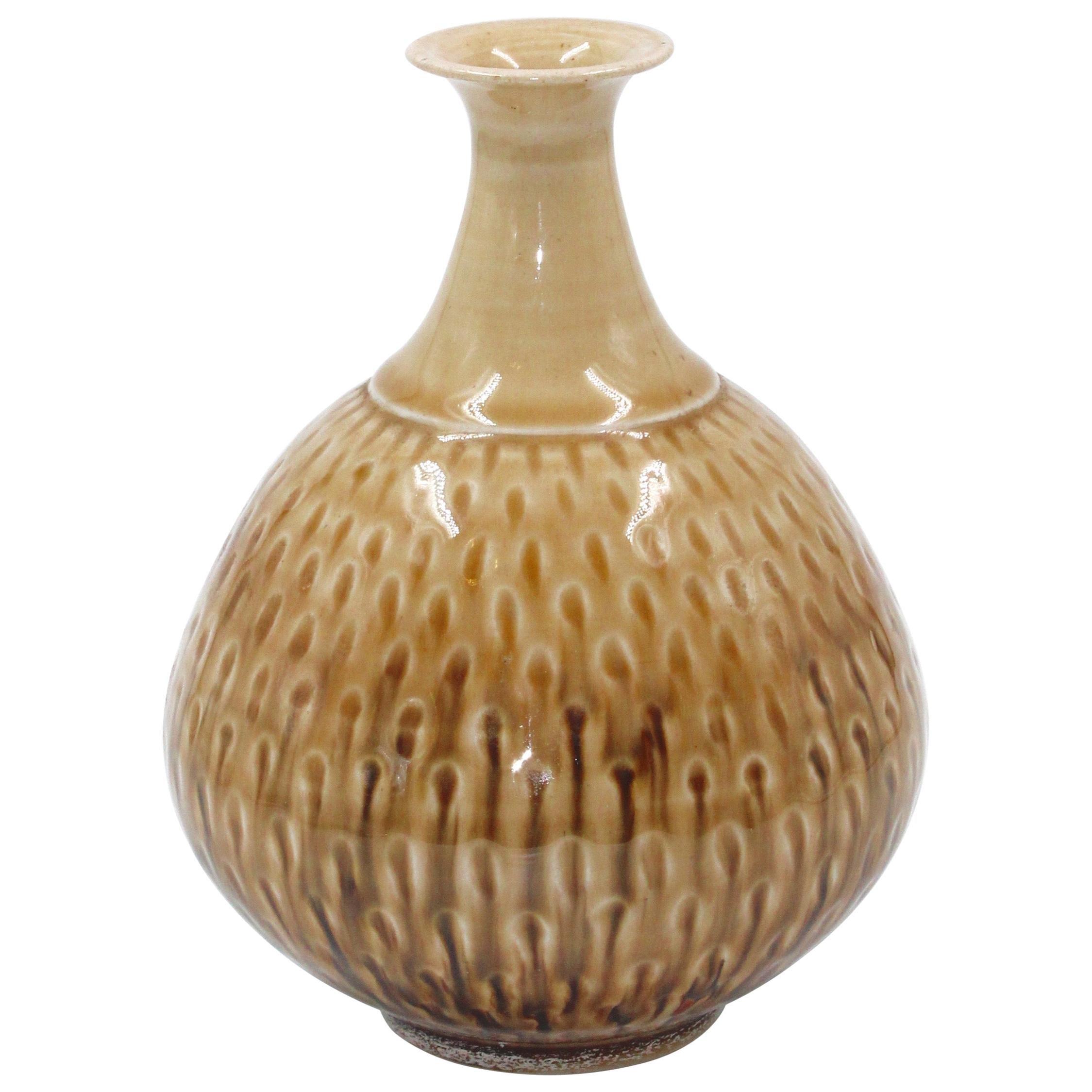 Ceramic Vase by John Andersson, Höganäs Keramik, 1950s
