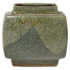 Ceramic Vase by Pierre Culot, circa 1970-1980